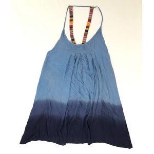 Earthbound open back dress